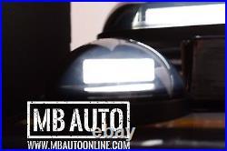 02 03 04 05 06 07 Chevrolet Silverado 2500 3500 Smoked Tinted LED Cab Lights NEW