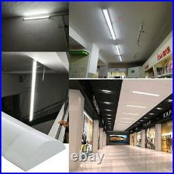 10xled Batten Slim Light Line Tube Light Wall Or Ceiling Mount 4ft Highlumens UK