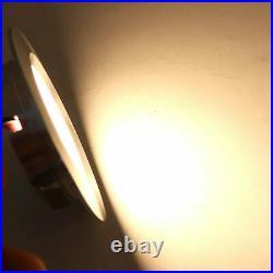 12V 3W LED Lights Recessed Ceiling Light For RV Camper Interior Warm White 6X