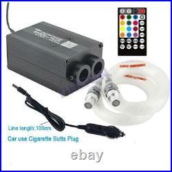 12V Car Headliner Star Light kit Roof Ceiling Lights Fiber Optic BT APP Control