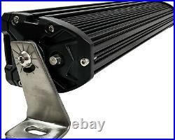 15 Laser Projector Light Bar High Output Osram LED Offroad UTV Marine 12v 24v