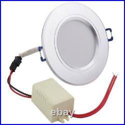 20Pcs Dimmable Downlight LED 5w Recessed Ceiling Light Lamp Spotlight 110V/220V