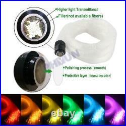 300x Car/Home Headliner Star Light kit Roof Twinkle Ceiling Lights Fiber Optic