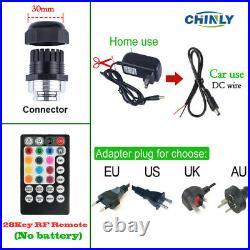 32W Twinkle Fiber Optic Light Smartphone APP Bluetooth Control 800pcs Cable
