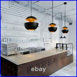 3X Black Pendant Light Bar Lamp Kitchen Chandelier Lighting Room Ceiling Lights