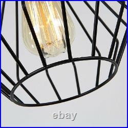 3X Kitchen Pendant Lighting Black Pendant Light Bar Lamp Bedroom Ceiling Lights