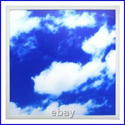 40W SKY LED Ceiling Panel Cloud Scene Recessed Panel Light 600 x 600