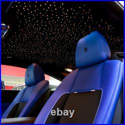 450x Car/Home Headliner Star Light kit Roof Twinkle Ceiling Lights Fiber Optic