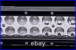 50INCH 288W LED Light Bar with Mounting Bracket fits Jeep Wrangler YJ 1987-1995