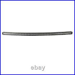 50 240W Curved LED Light Bar Single Row Bumper 250W 288W 52 300W+Wiring Kit