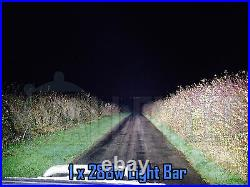 50 300w LED Light Bar Combo IP68 XBD Driving Light Alloy Off Road 4WD Boat