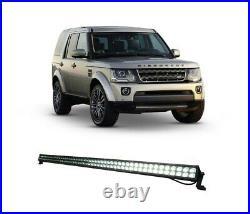 52 300w LED Light Bar High Intensity Spot Lamp LAND ROVER DISCOVERY SPORT 4X4