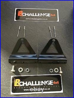 52'' Led Light bar mounting Brackets to fit Nissan Navara D40 pathfinder