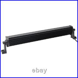 52in 300W Combo Led Light Bar+22inch 120W+ 4X 18W 4Cube Pods+2pcs Wiring Kit