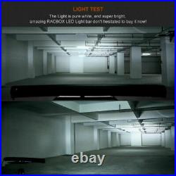5D 42inch 400W Curved LED Work Light Bar Spot Flood Combo Offroad Truck Boat SUV