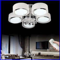 5/7 Way LED Crystal Ceiling Chandelier Kitchen Bed Modern Living room Lights