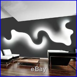 Acrylic Modern LED Lamp Chandelier Light For Living Room Bedroom Indoor Ceiling