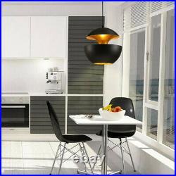 Black Pendant Light Bar Lamp Kitchen Pendant Lighting Room Modern Ceiling Light