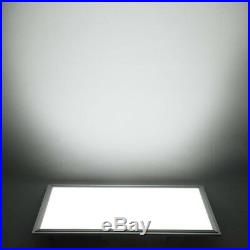 DELight 4x 24W LED Recessed Ceiling Panel Down Light Ultrathin Lamp Cool White