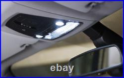 Genuine BMW Interior Roof/Door/Floor LED Light Module Pack of 10 63122212788