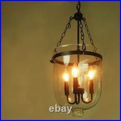 Glass Pendant Light Kitchen Ceiling Lights Bar Lamp Bedroom Chandelier Lighting