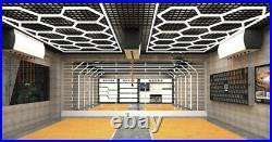 Hexagon Garage Workshop Detailing Wall Or Ceiling Lights