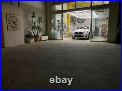 Hexagon LED Lighting Car Shop Detailing Garage Workshop Ceiling/Wall New Inc VAT