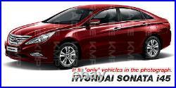 LED Roof Brake Light Lamp Glass Wing Lip Spoiler for HYUNDAI 11-14 Sonata YF i45