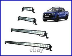 LED Work Light Bar Spot Flood Roof Lights Driving Lamp Off Road JEEP PICKUP SUV