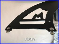 Land Rover Discovery Roof Light Bar Mount Fits Discovery 1989-2004 Brand New LED