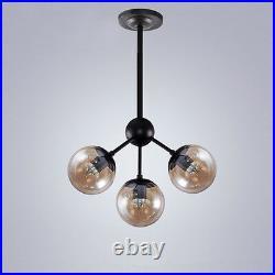 Large Chandelier Lighting Home Glass Pendant Light Kitchen Modern Ceiling Lights