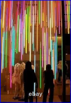 Led Neon Tube Light/ Lamp (floor, Wall/ Ceiling Mount)