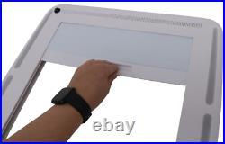 Maxxair Maxxshade Blind & Led For Maxxfan Motorhome Rv Caravan Roof Light Vent