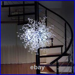 Modern Dandelion Chandelier LED Pendant Ceiling Light Lamp Home Restaurant Decor