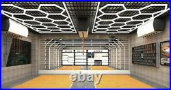 NEW Hexagon Garage Workshop Detailing Wall Or Ceiling Lights 6 sided lights
