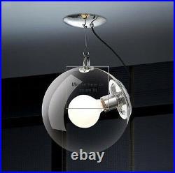 New Modern Bubble Ball Ceiling Light Glass Shade Pendant Lamp Lighting EMS Ship