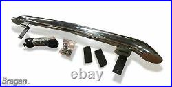 Rear Roof Beacon Light Bar + LEDs For Ford Transit Tourneo Connect 02 14 Spot