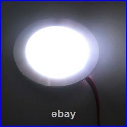 Recessed Ceiling Light for RV Camper Interior cool White 12V LED Lights