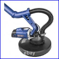 Telescopic Drywall Sander 1450w Long-neck Sander For Wall And Ceiling Led Light