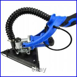 Telescopic Drywall Sander 1500w Long-neck Sander For Wall And Ceiling Led Light