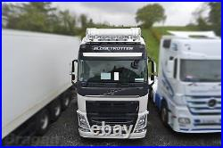 To Fit 13+ Volvo FH4 Globetrotter Standard Roof Light Bar + Jumbo Spots + LEDs