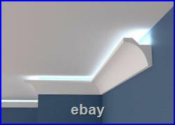 XPS BFS12 COVING LED Lighting Uplight cornice Wall Ceiling Lightweight QUALITY