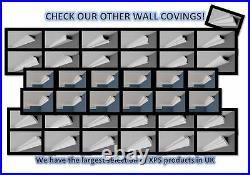 XPS COVING BGX1 LED Lighting cornice molding Wall Ceiling LARGE SIZES QUALITY